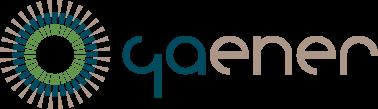 Logo Gaener , servicios energéticos
