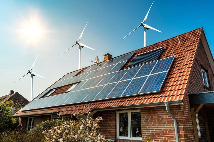 Gaener, energías renovables