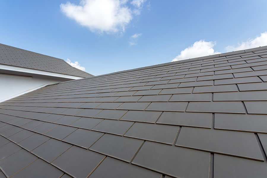 Arquitectura y construcción tejado
